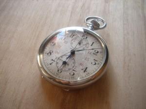 74歳の時計