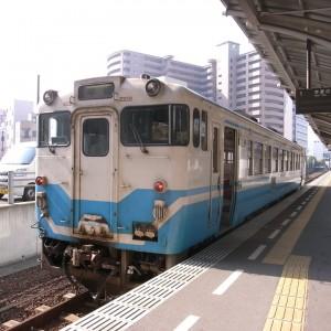 カフェの内装イメージのモデルになった電車