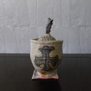 自作の骨壺